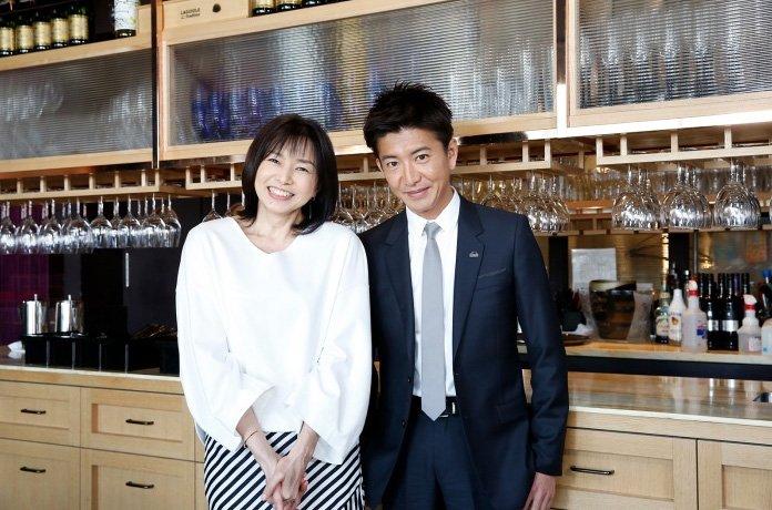 """Long Vacation"" stars Kimura Takuya and Yamaguchi Tomoko reunite after 22 years"
