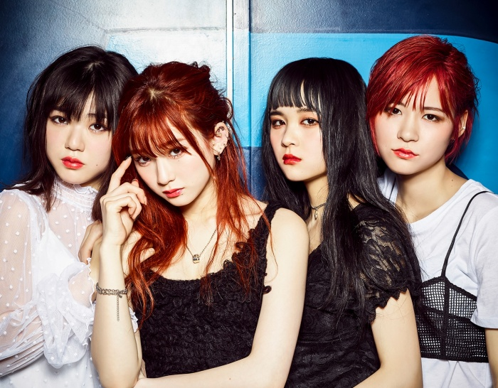 LADYBABY to release their first single as a four-member unit