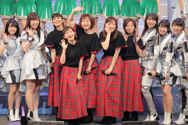 Morning Musume achieve first #1 album in almost 15 years