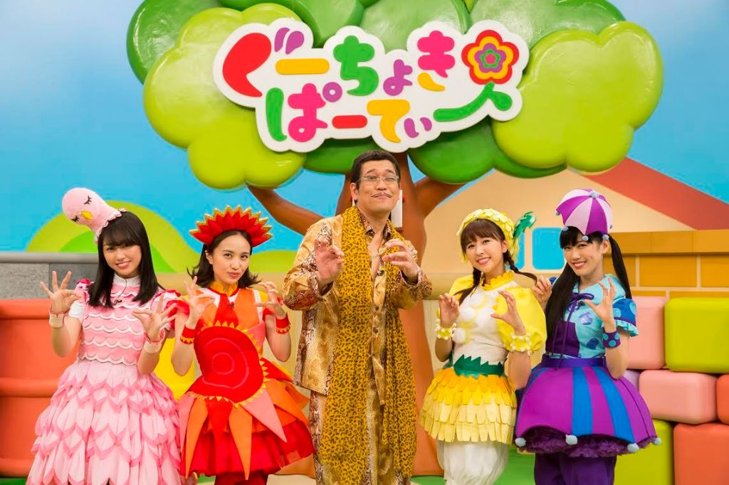 PikoTaro is back! Releases song about vegetables with the help of Momoiro Clover Z