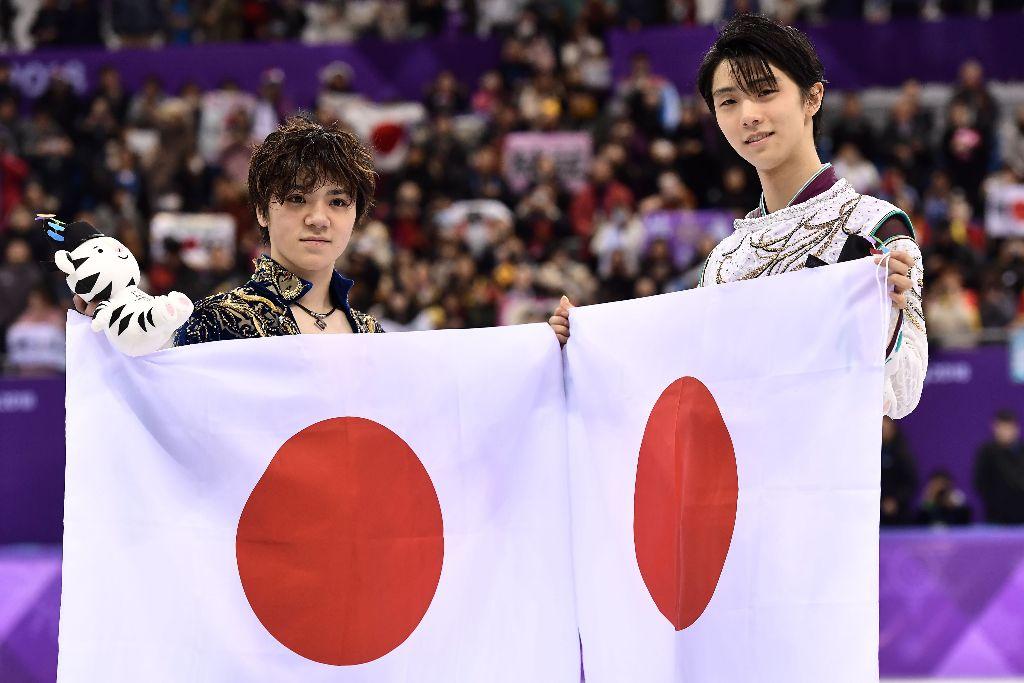 Yuzuru Hanyu Wins at Winter Olympics, Shoma Uno Places 2nd
