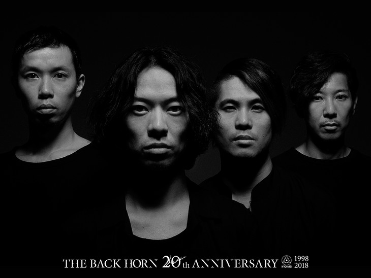 "THE BACK HORN to release new Mini-Album ""Jyoukei Dorobou"" in March"