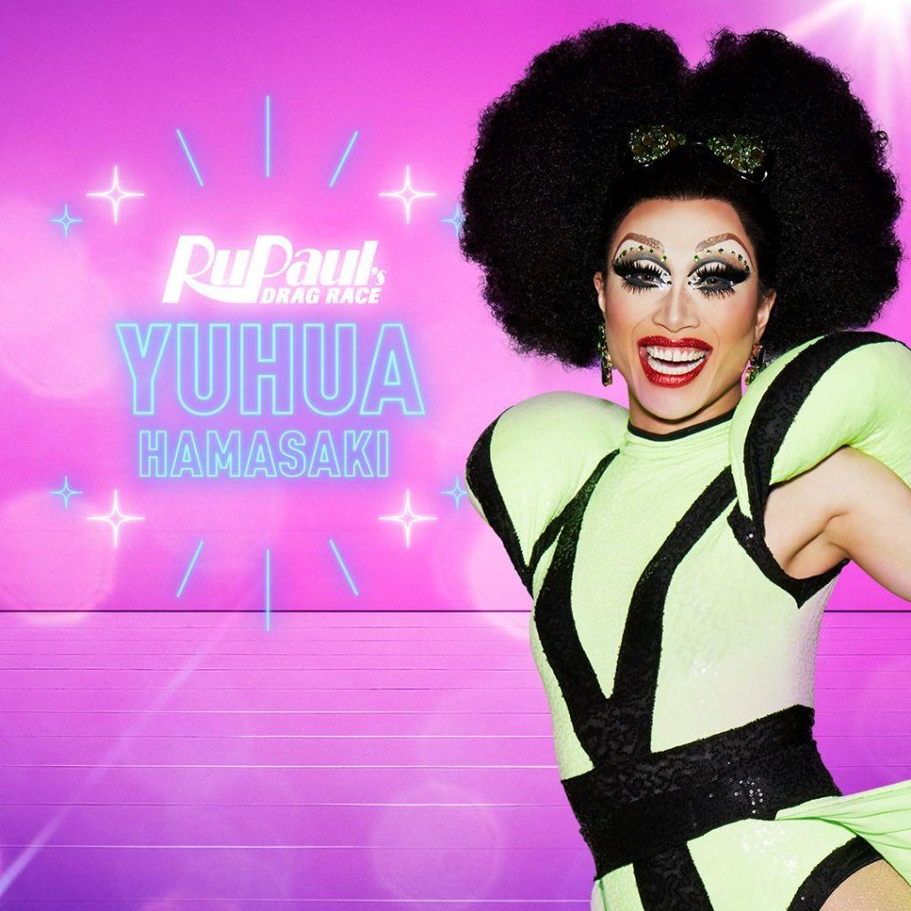 "Ayumi Hamasaki's stan ""Yuhua Hamasaki"" to compete in RuPaul's Drag Race"