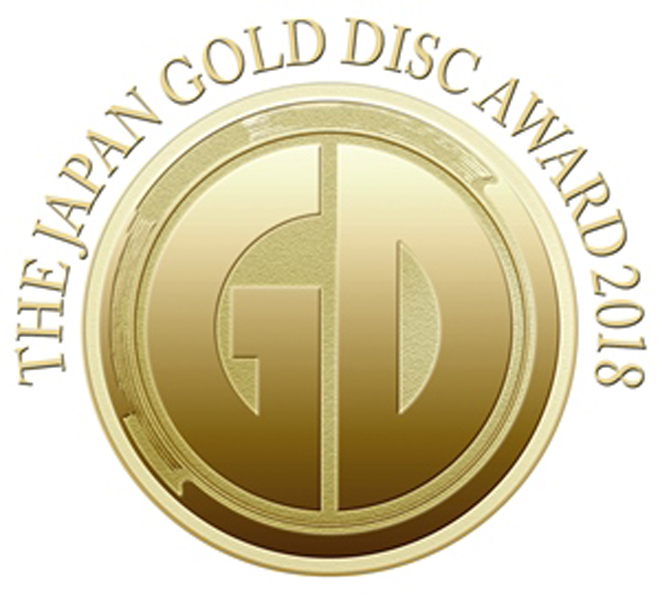 The Winners of The Japan Gold Disc Award 2018 Announced