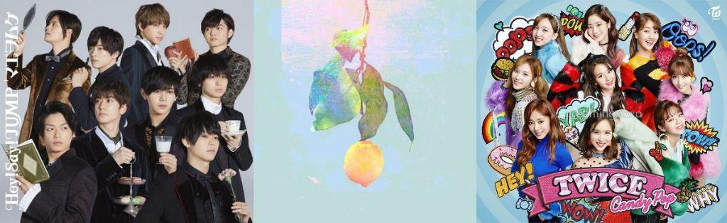 #1 Song Review: Week of 2/12 – 2/18 (Hey! Say! JUMP v. Yonezu Kenshi v. TWICE)