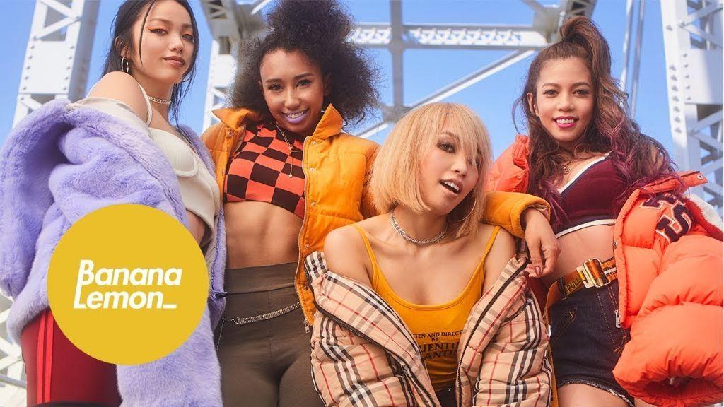 Introducing new girl group BananaLemon!