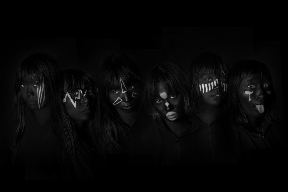 "Watch BiSh ""PAiNT it BLACK"" in new MV"