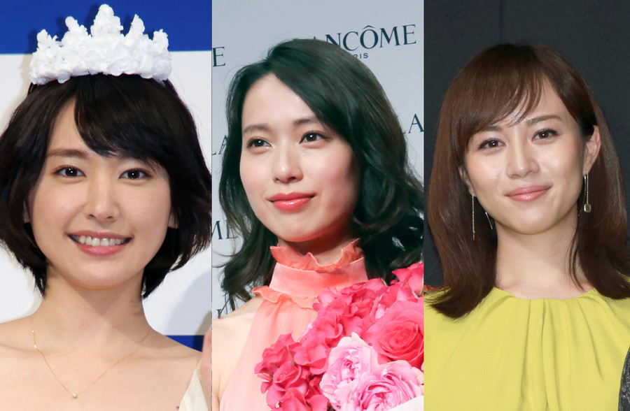 Erika Toda talks friendship with Yui Aragaki and Manami Higa