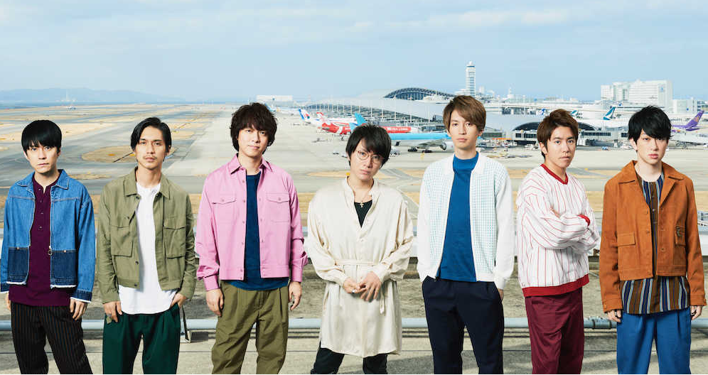 "2018 is ""Kanjani8 Year"", group announces best album ""GR8EST"" and Dome Tour"