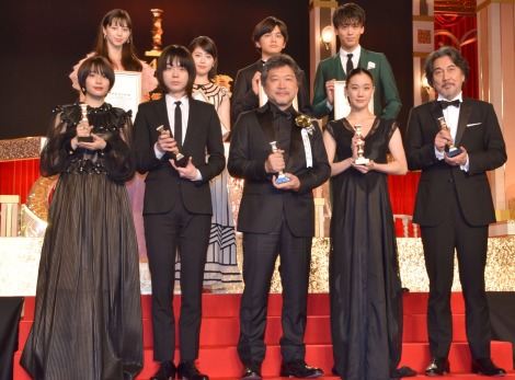 Winners Announced for the 41st Japan Academy Prize