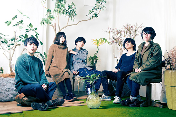 "JYOCHO grow in touch with nature in their PV for ""Tagai no Uchuu"""