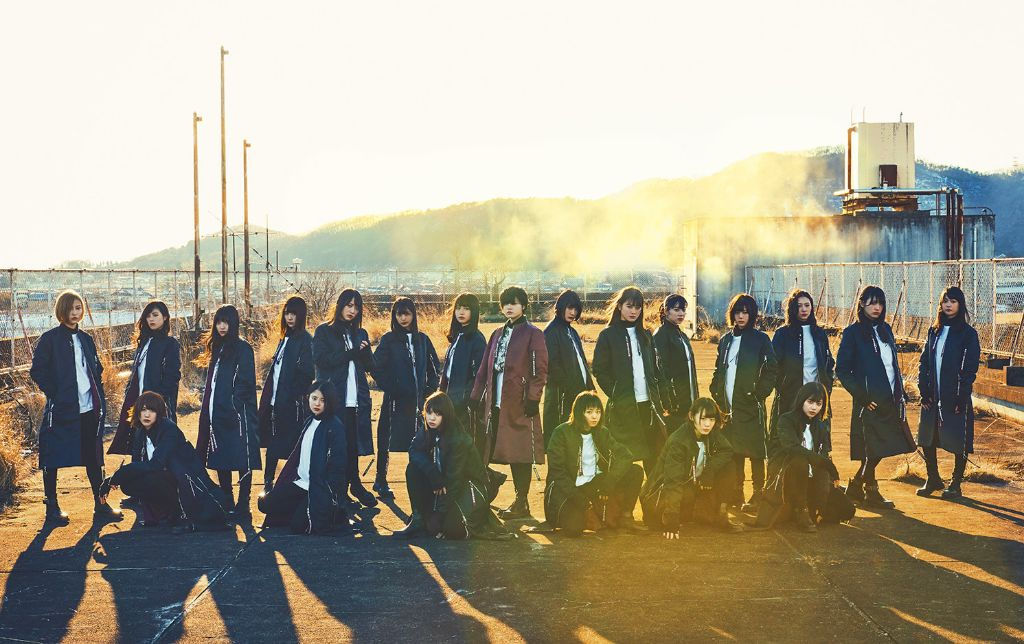 "Watch the FULL MV for Keyakizaka46's ""Glass wo Ware!"""