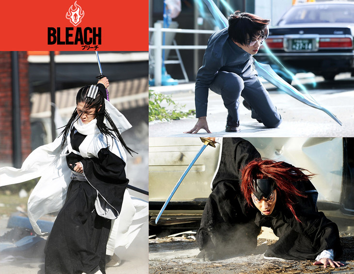 "Miyavi Joins Live-Action ""Bleach"" Project"