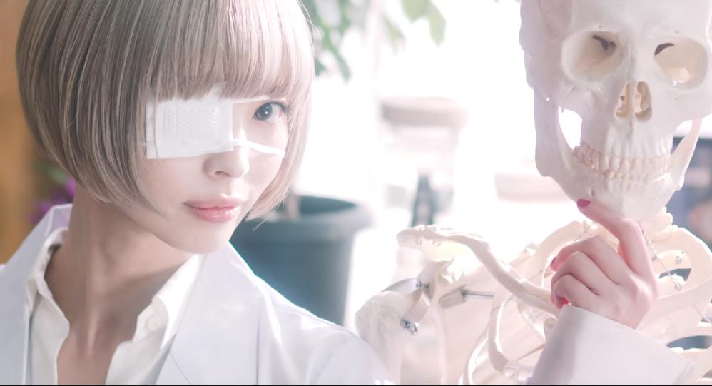 "Rapper SKY-HI drops new MV for ""Nani-Sama"" starring Moga Magami"