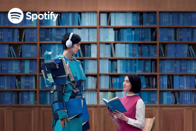 "Sakanaction's ""Shin Treasure Island"" appears in new Spotify CM"