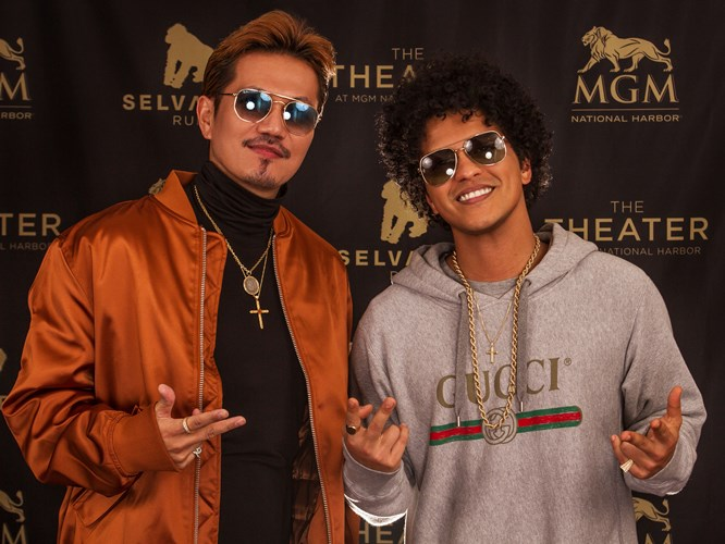 EXILE ATSUSHI Covers Bruno Mars on New Single