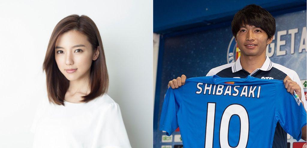 Erina Mano & footballer Gaku Shibasaki are married!