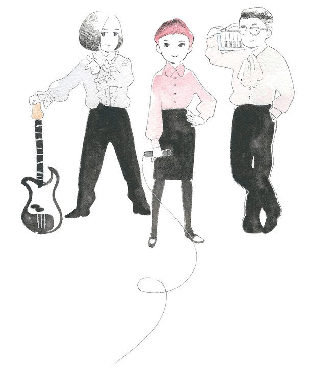 Kuuki Koudan to release their first Album as a trio in May