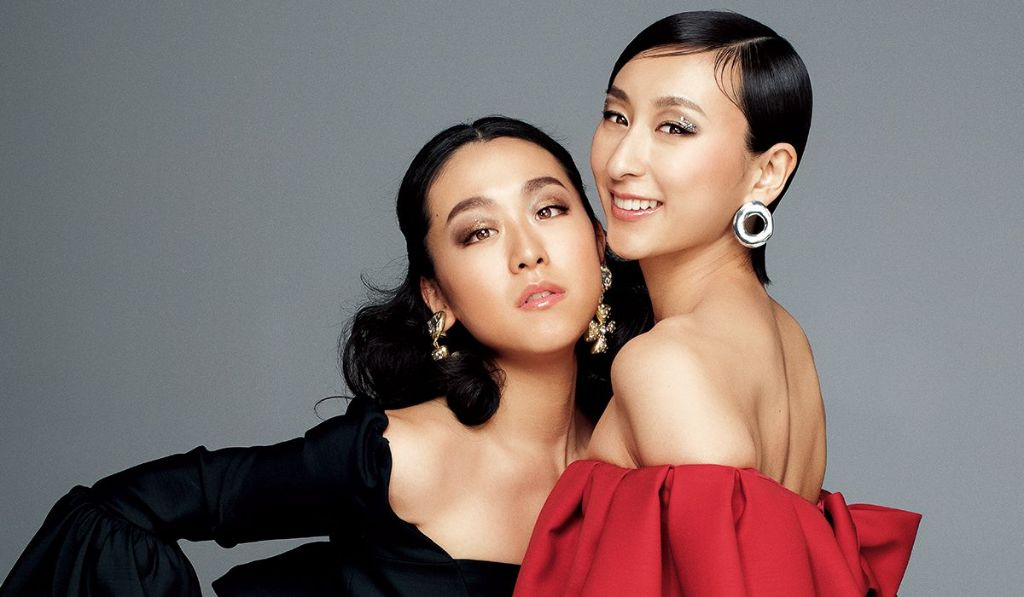 Mai & Mao Asada show off their beauty for GQ Magazine