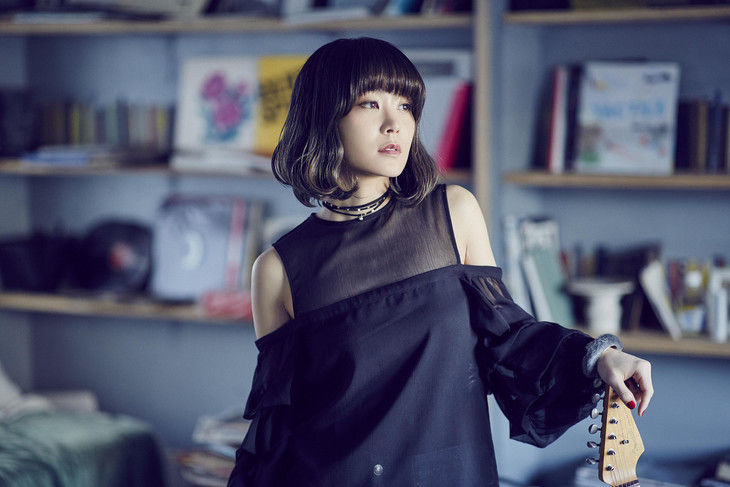 "Megumi Mori to release New, Self-Produced Album ""1985"""
