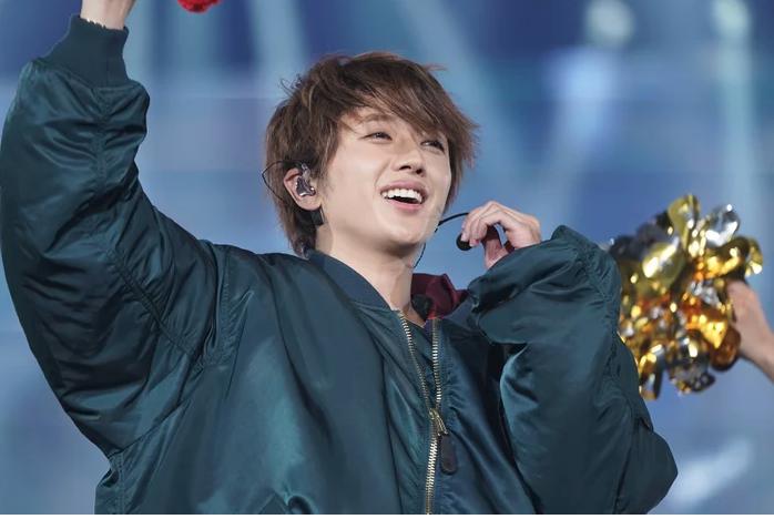Nissy (Takahiro Nishijima) successfully completes Tokyo Dome concert