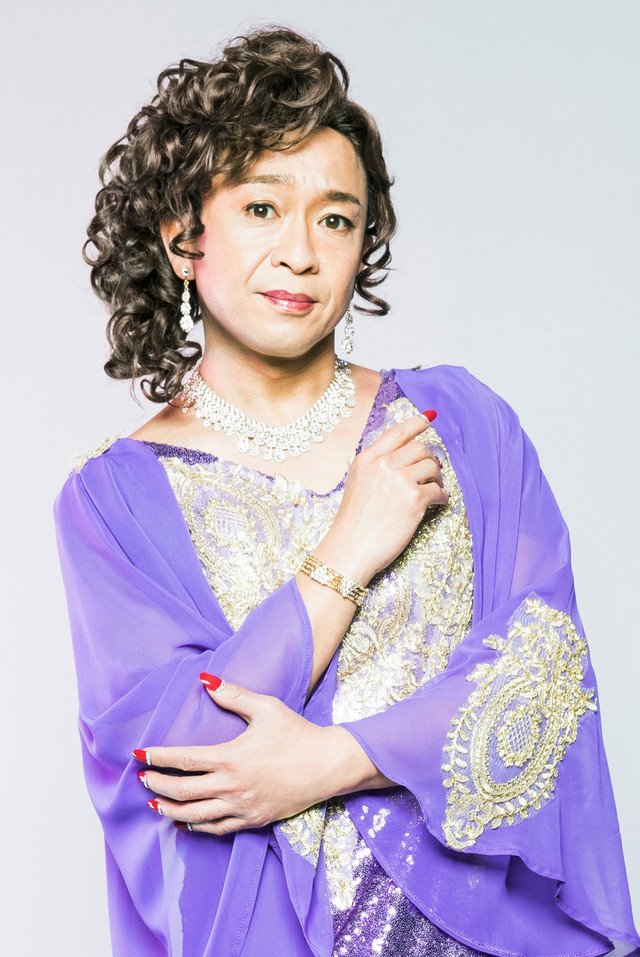 Shigeko Shima (TOKIO's Shigeru Joshima) to release her debut single Zaregoto!