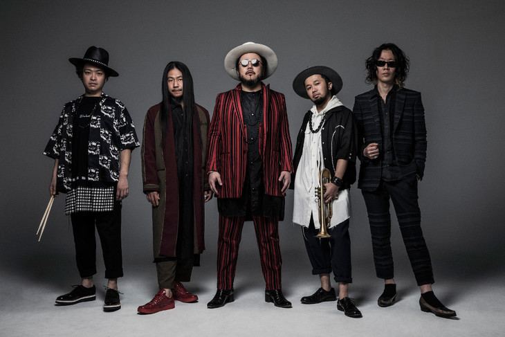 "SOIL & ""PIMP"" SESSIONS to release a New Album featuring Yojiro Noda, Daichi Miura, and More"