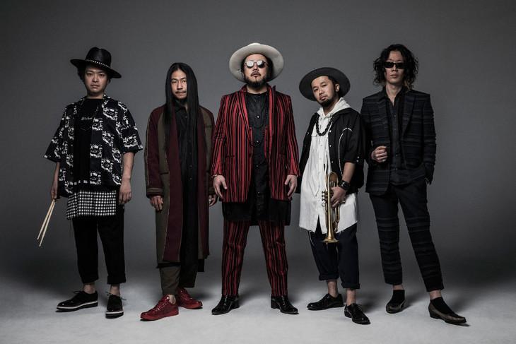 """SOIL & """"PIMP"""" SESSIONS to release a New Album featuring Yojiro Noda, Daichi Miura, and More"""