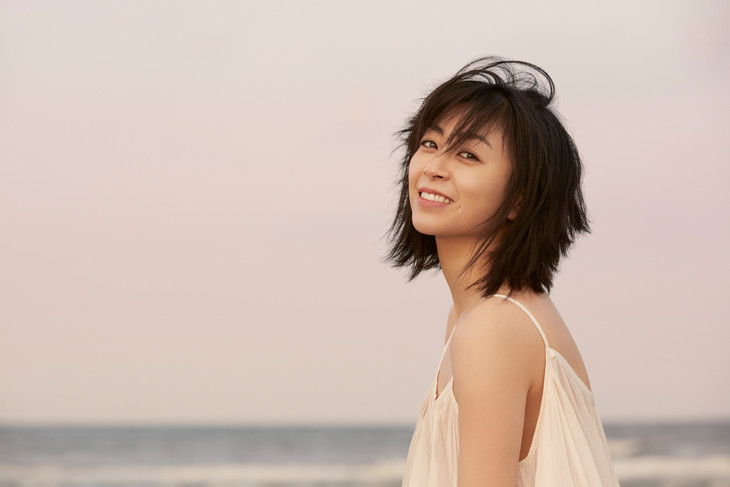 "Cover released for Utada Hikaru's 7th Japanese album ""Hatsukoi"""