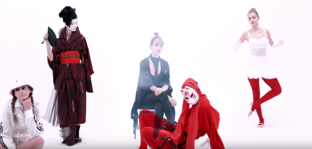 "Watch MONDO GROSSO's stylish new MV for ""KEMURI (Retune)"""