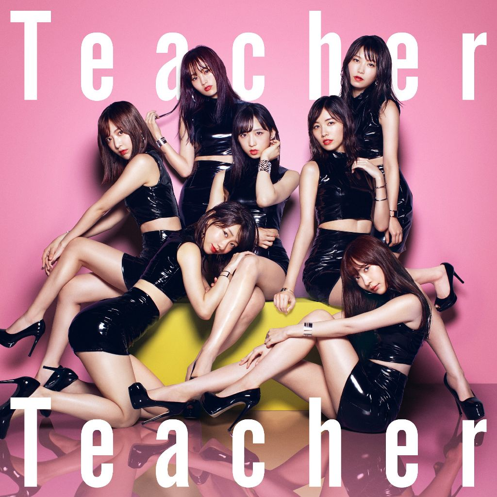 "AKB48 wears leather in sexy ""Teacher Teacher"" visuals"