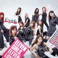 "E-girls release 5th studio album ""E.G. 11"""