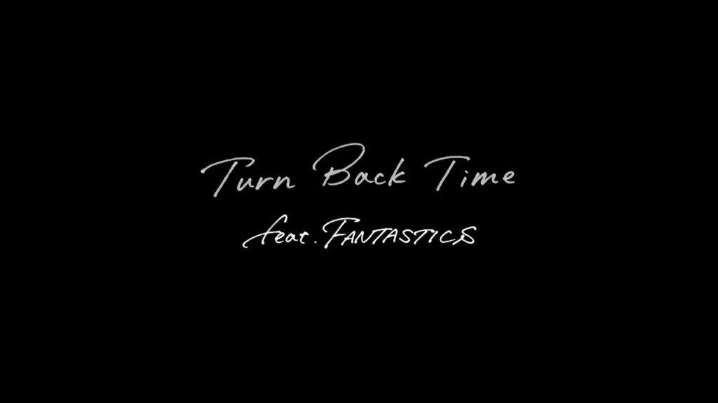 "EXILE release ""Turn Back Time"" MV in honor of FANTASTICS member Shota Nakao"