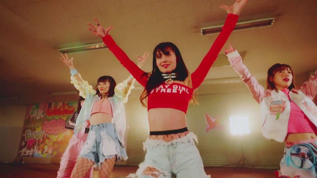 "Watch Fairies sassy MV for ""Bangin"""
