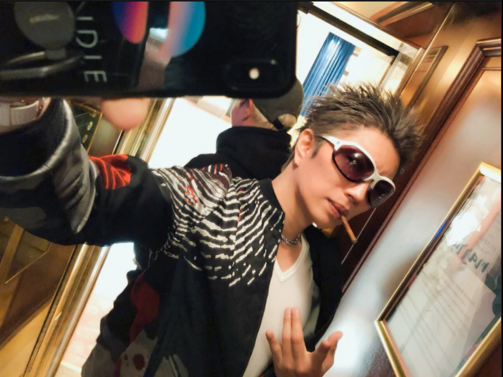 GACKT denies bankruptcy and tax evasion rumors
