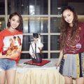 """Jolin Tsai attends Namie Amuro's """"Finally"""" concert, gifts her handmade cake"""