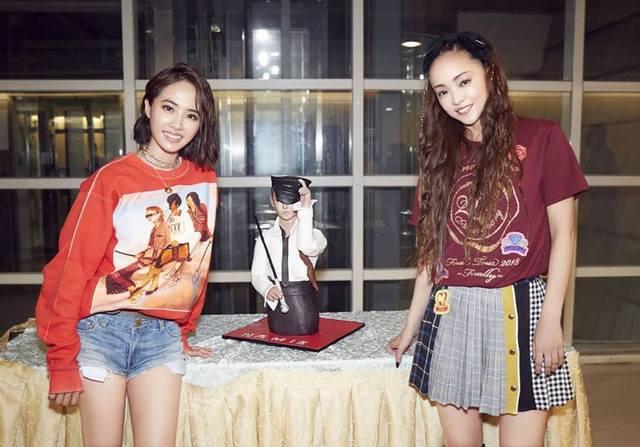 Jolin Tsai to attend Namie Amuro's final public event