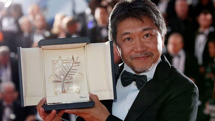 "Hirokazu Koreeda's ""Shoplifters"" Wins the Palme d'Or at the Cannes Film Festival"