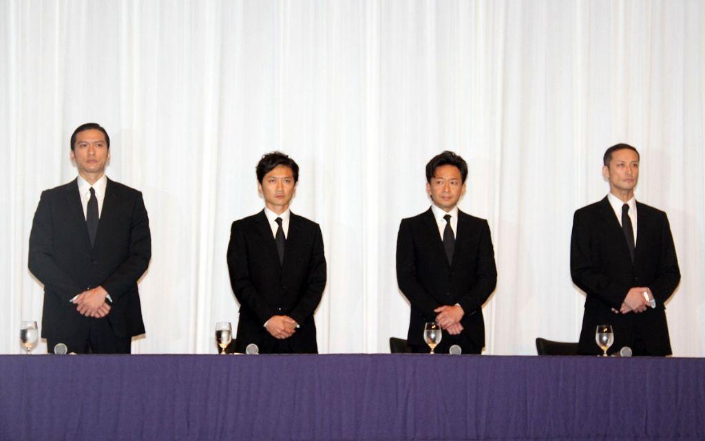Tatsuya Yamaguchi officially resigns from TOKIO