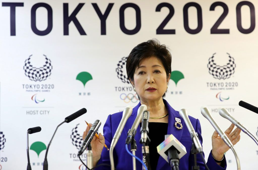 Governor Yuriko Koike still wants to see TOKIO as Olympic Ambassadors
