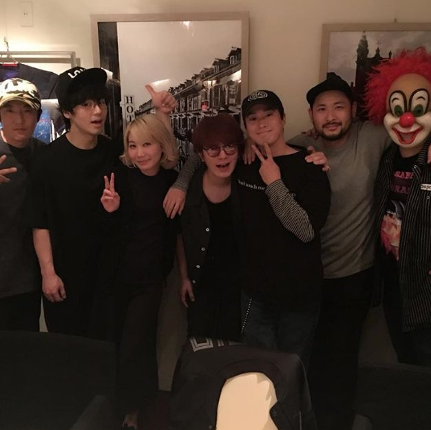SEKAI NO OWARI to collaborate with EPIK HIGH