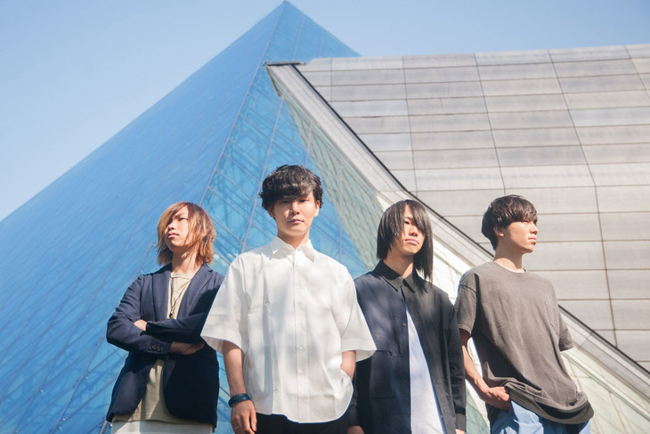 Halo at Yojohan to make their Major Debut on Nippon Columbia's TRIAD label this Fall