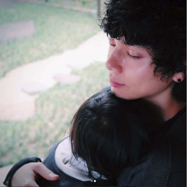 Hiro Mizushima amazed by his young daughters natural talent for soccer