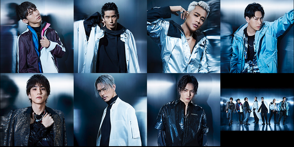 "Sandaime J Soul Brothers release 7th album ""FUTURE"""