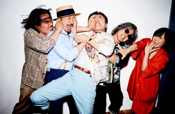 "Southern All Stars share striking animated Music Video for ""Tatakau Monotachi e Ai wo Komete"""
