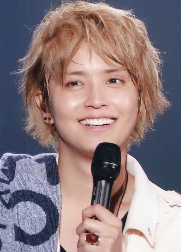 Yuya Tegoshi parties with underage talents & shades Arashi