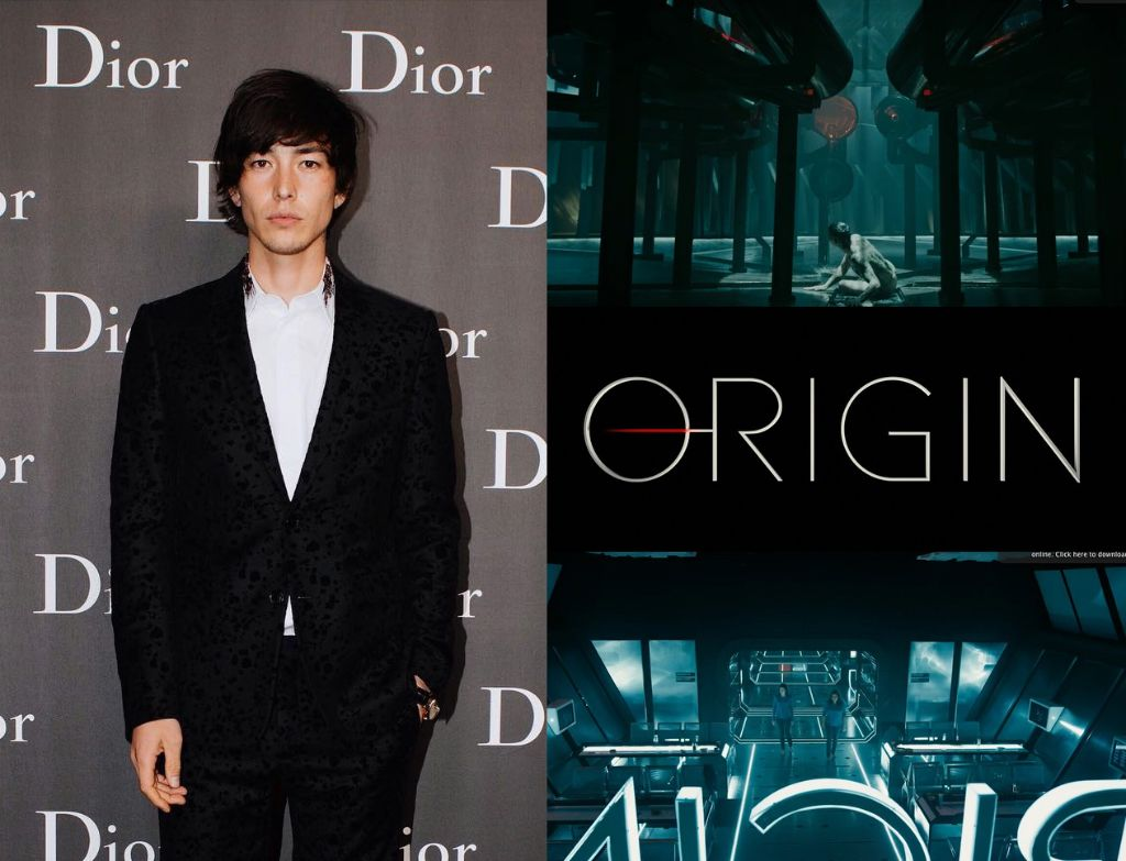 "Check out Sen Mitsuji acting debut in ""Origin"" trailer"