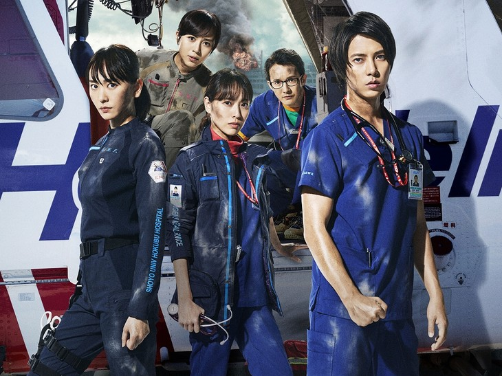 """Code Blue"" movie exceeds ""Detective Conan: Zero The Enforcer"" for no. 1 film of the year"