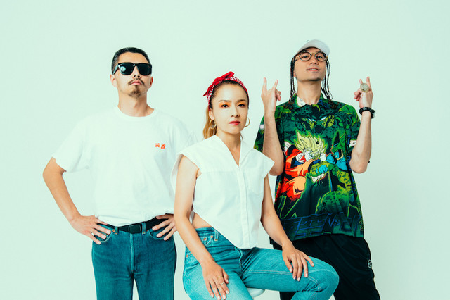 ZEN-LA-ROCK, G.RINA, and Chinza DOPENESS Form New Unit FNCY