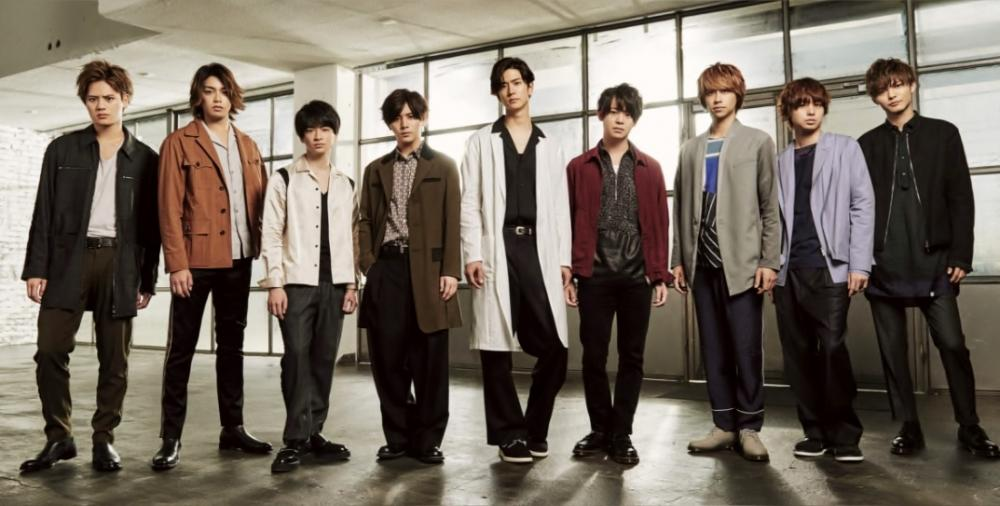 "Hey! Say! JUMP is out to dance in new album ""SENSE or LOVE"""